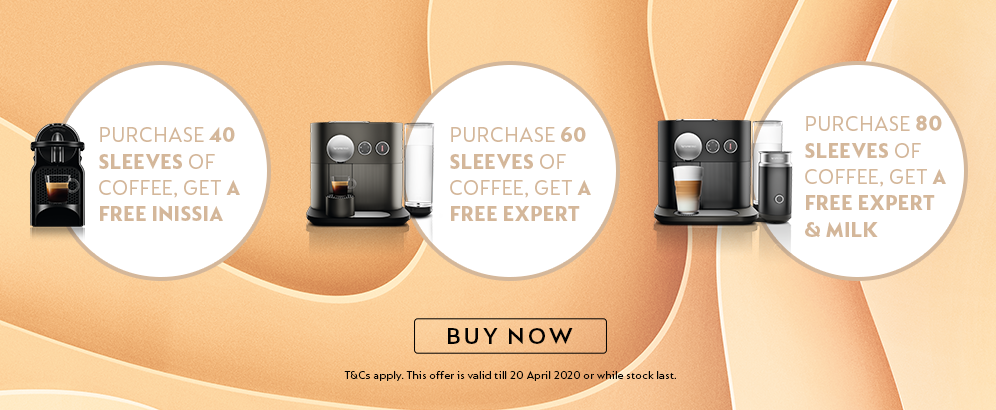 Spring Promotion - Machines