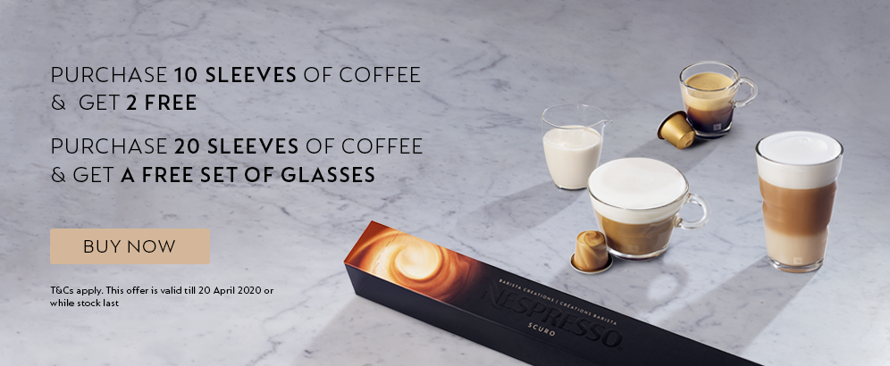 Spring Promotion - Coffee