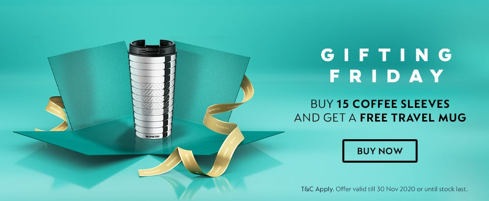 GIFTING FRIDAY: Travel Mug
